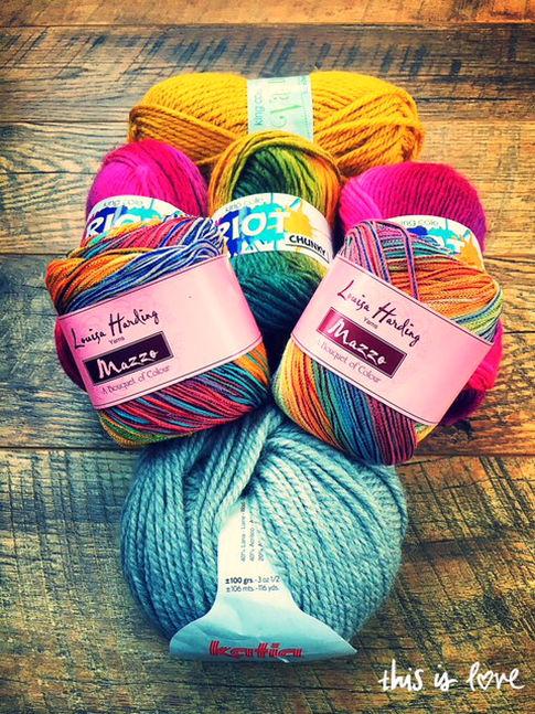 my favourite yarn