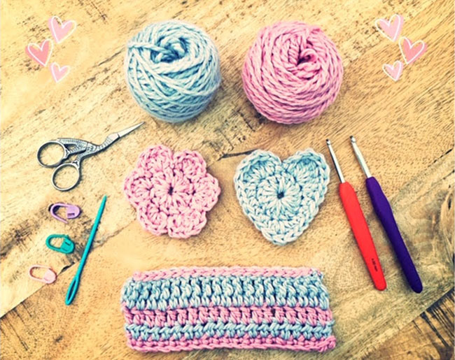beginners crochet lessons