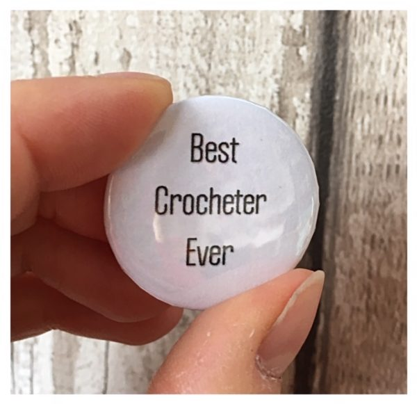 Badges for Crocheters & Crafters
