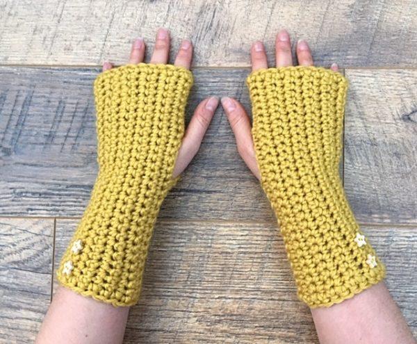 Fabulous Fingerless Gloves