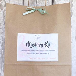 mystery crochet kit