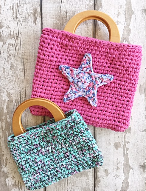 crochet bag kits